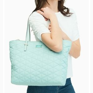 kate spade Bags - Kate Spade ♠️ Wilson road quilted talya purse